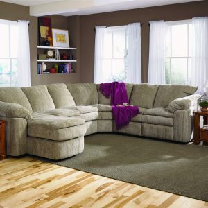 Panautap Klaussner Home Sofa Sectional