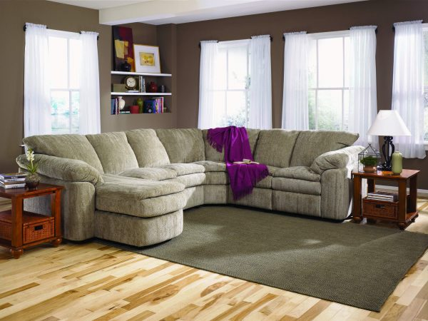 Panautap Klaussner Home Sofa Sectional