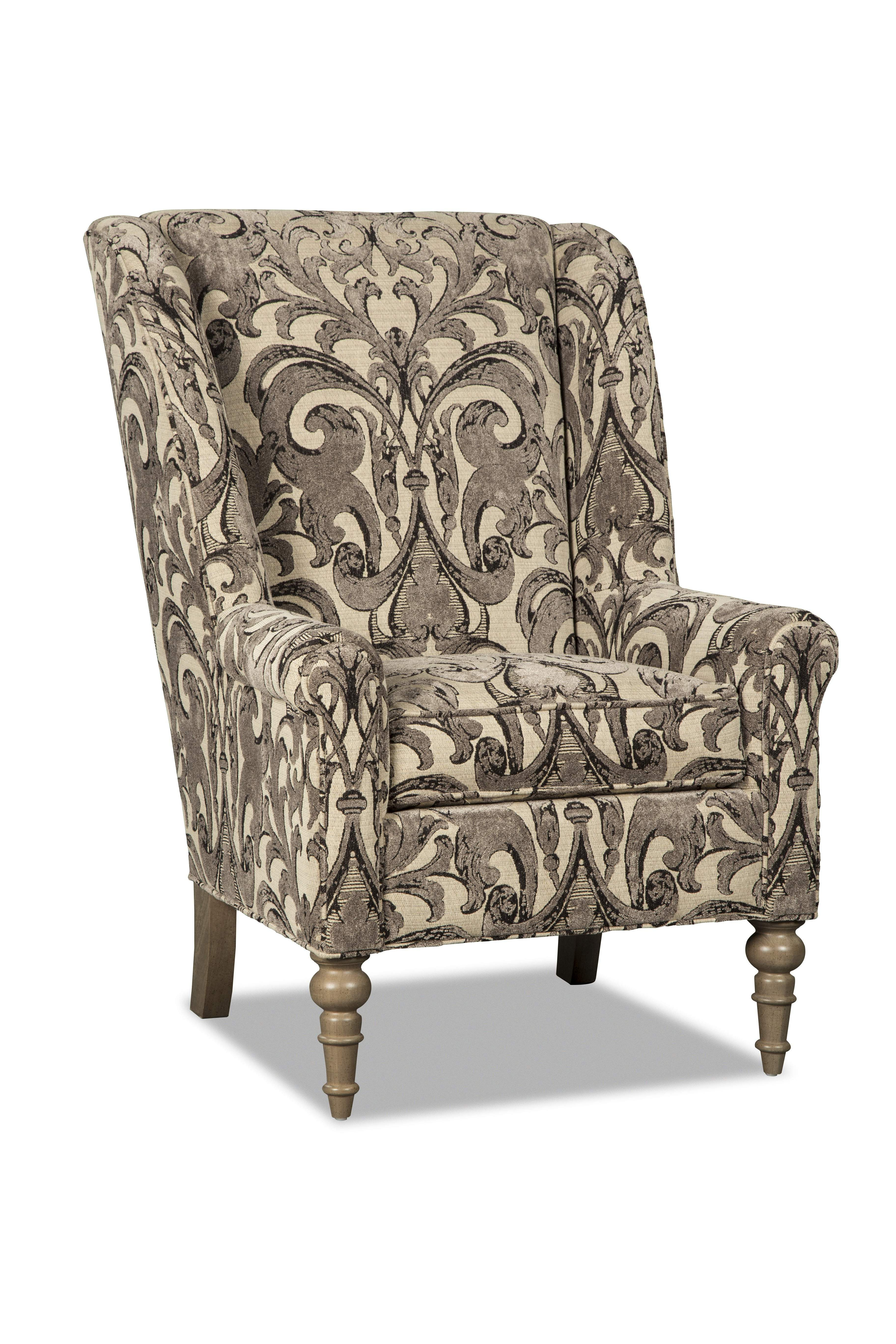 Craftmaster Living Room Accent Chair Guinevere