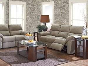 Klaussner Living Room Odessa Reclining Sofa