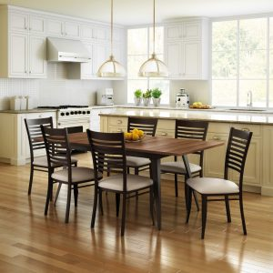 Edwin 35198 Contemporary Dining Room Set