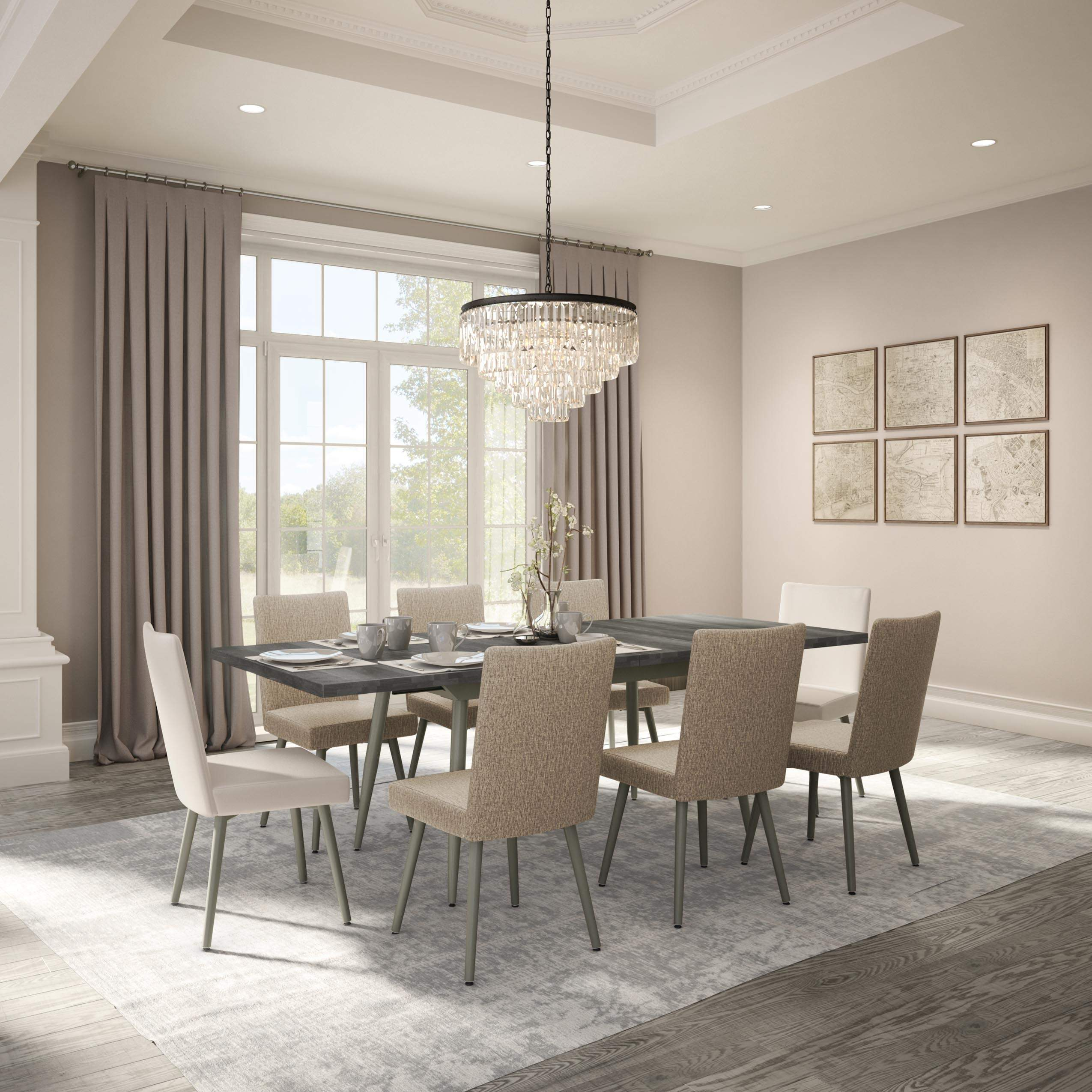 Webber Luxury Dining Room Furniture - Tables & Chairs in ...