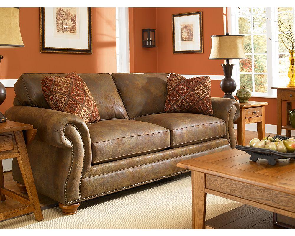 Broyhill Laramie Sofa One Ten Home Furnishings