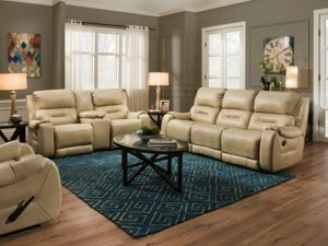 Southern Motion Sting Double Reclining Sofa - 584