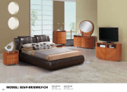 Global Furniture Emily Cherry Bedroom Set in Long Island