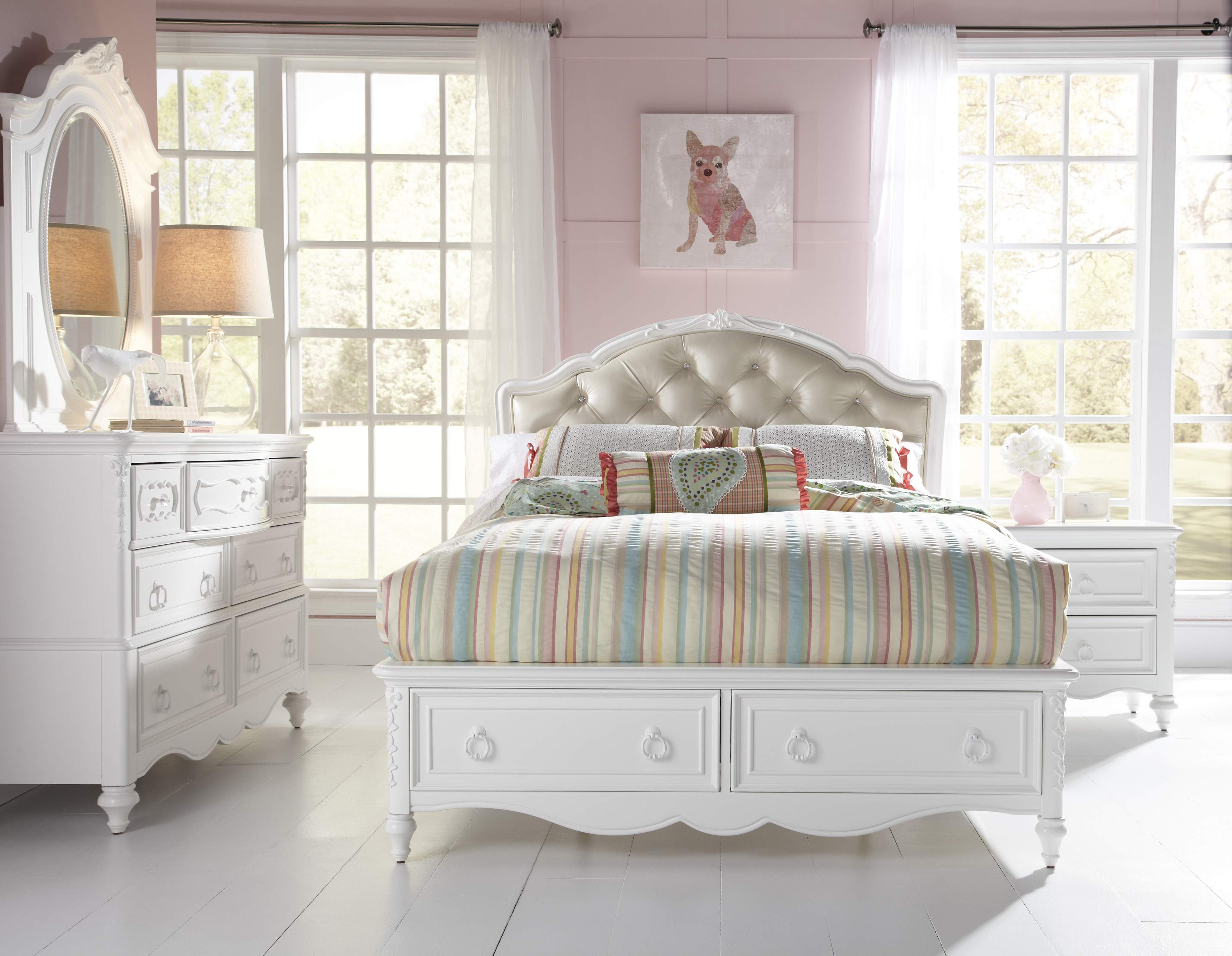 Teenage Child Girls Bedroom Set By Samuel Lawrence In Long Island,Room Clothes Organizer Ideas