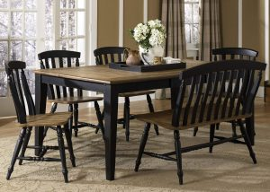 Al Fresco II Dining Room Table & Chair