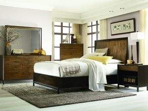 Kateri bed room