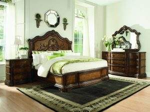 Pemberleigh bed room