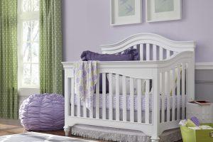 4.0 Classic White Child & Baby Crib