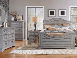 Stonebrook - 7820 Antique Gray Finish