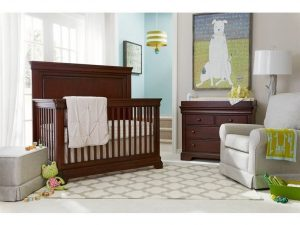 Teaberry Lane Crib Cherry