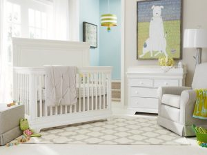 Teaberry Lane Crib Stardust