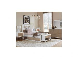 Twin Spindle Bed