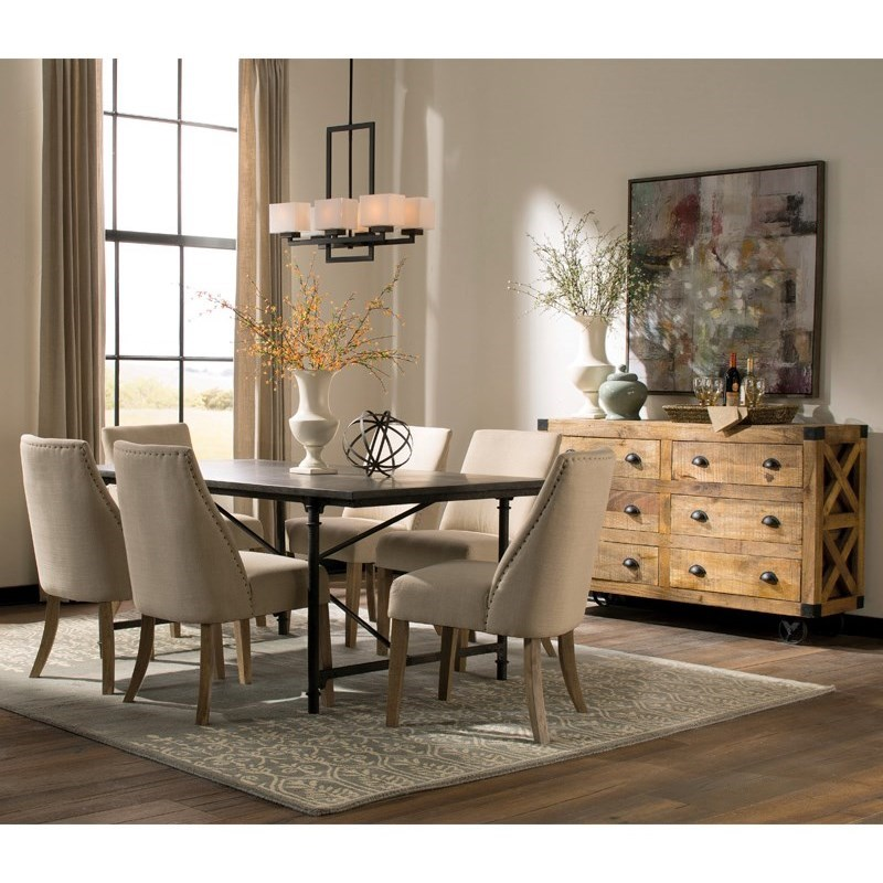 Donny Osmond Dining Collection One Ten Home Furnishings