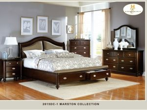 Homelegance 2615 bed room