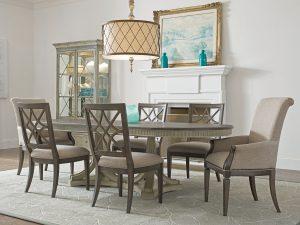 American Drew Savona dining room