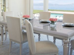 Michael Amini Glimmering Heights Dining