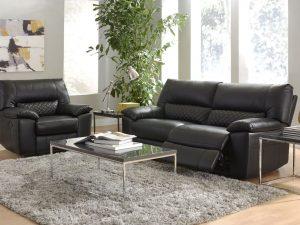 HTL 10497 Power reclining sofa