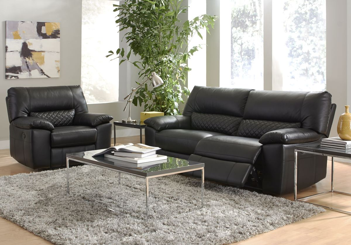 Htl 10497 Power Reclining Sofa One Ten Home Furnishings