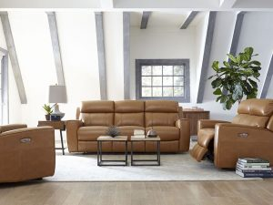 HTL 10878 Reclining Sofa and Love Seat