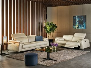 HTL A6234 Power reclining sofa and loveseat