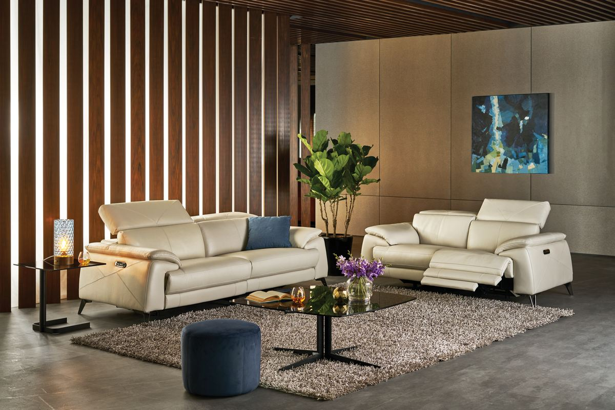 Htl A6234 Reclining Sofa And