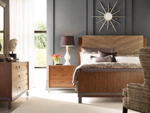 American Drew Modern Synergy bedroom
