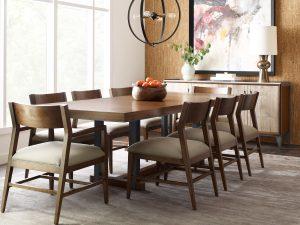 American Drew Modern Synergy dining