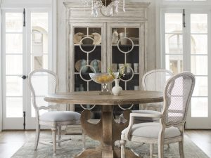 Hooker Furniture Boheme Ascension dining