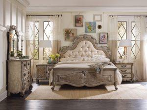 Hooker Furniture Chatelet bedroom