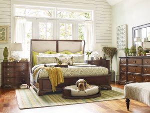 Legacy Classic Upstate bedroom