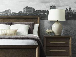 Panavista Quicksilver bedroom