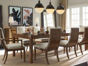Panavista goldenrod dining