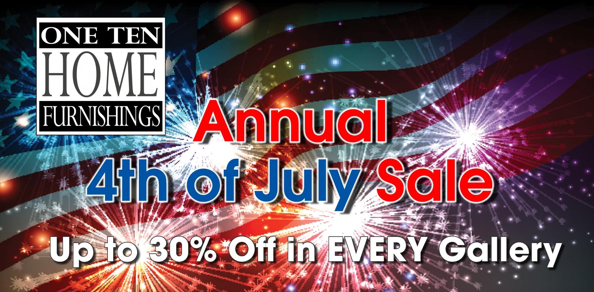 OneTen july 4 Web Banner revisied