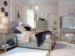 Glitz and Glam Bedroom