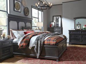 Townsend bedroom