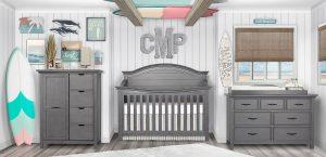 Belmar Gray Nursery Collection Farmingdale NY