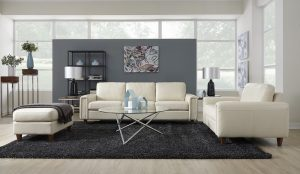 Alma White Living Room Collection Long Island NY