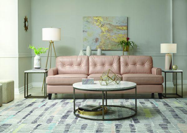 Barbara Pink Couch Farmingdale NY