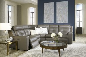 Grove Grey Sectional Sofa in Farmingdale NY