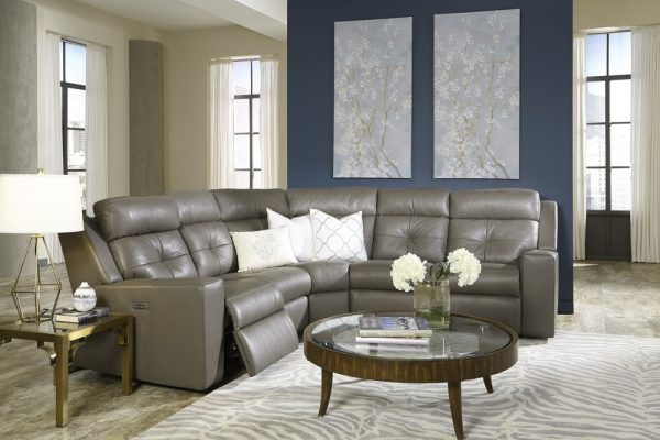 Grove Grey Sectional Sofa in Farmingdale NY
