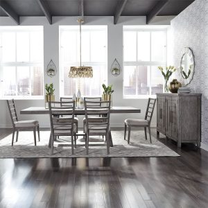 Modern Farmhouse Dining Set in Long Island